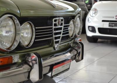 Alfa Romeo Giulia 1600 Biscione
