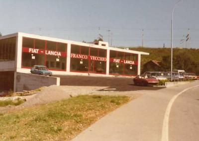 Garage Vecchio in den 80er