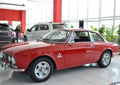 ALFA ROMEO GT 2000 ROSSO