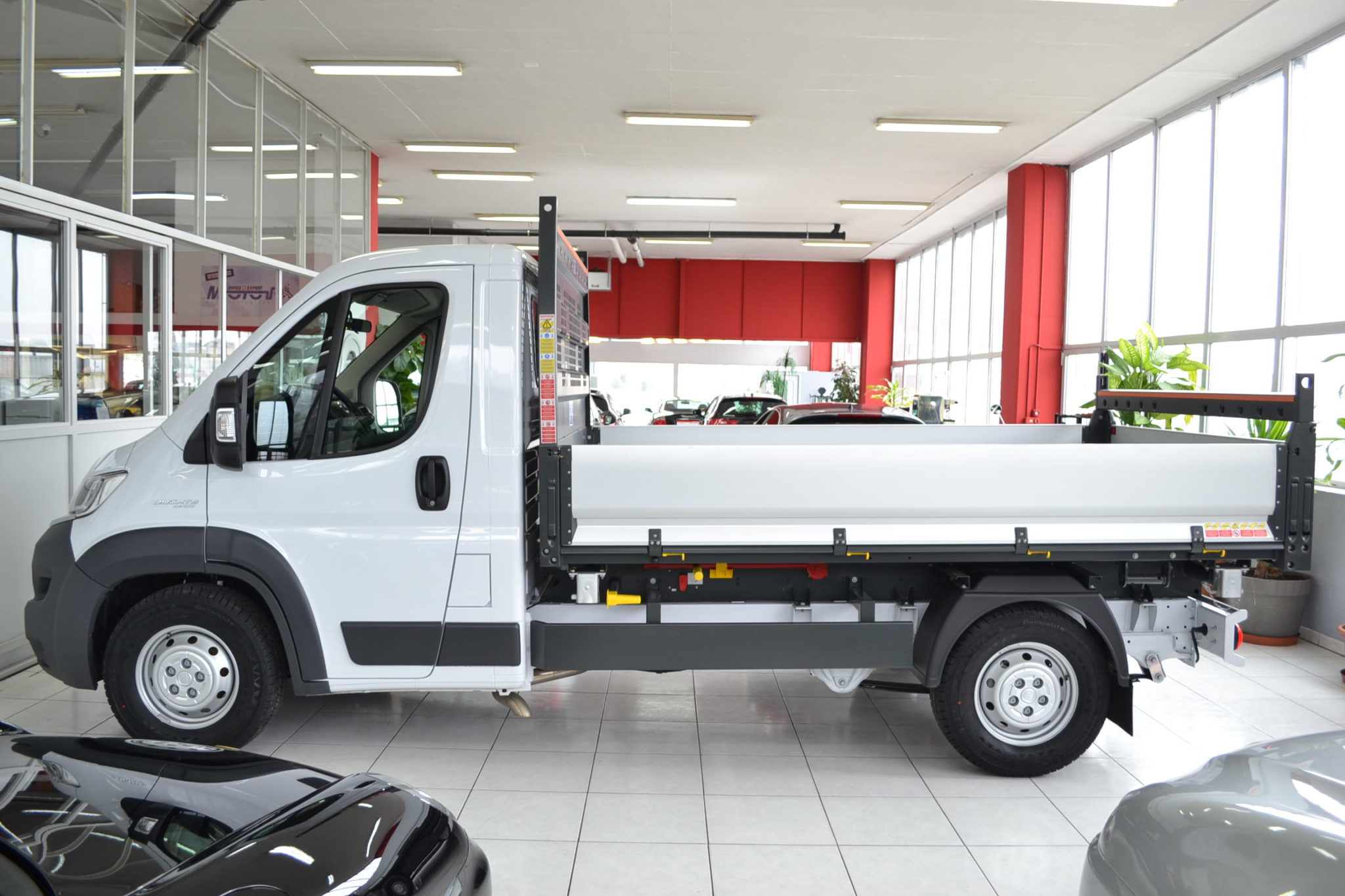 Garage Fiat Ducato : Fiat ducato 295 17 kab. ch. 3450 2.3 mj garage vecchio