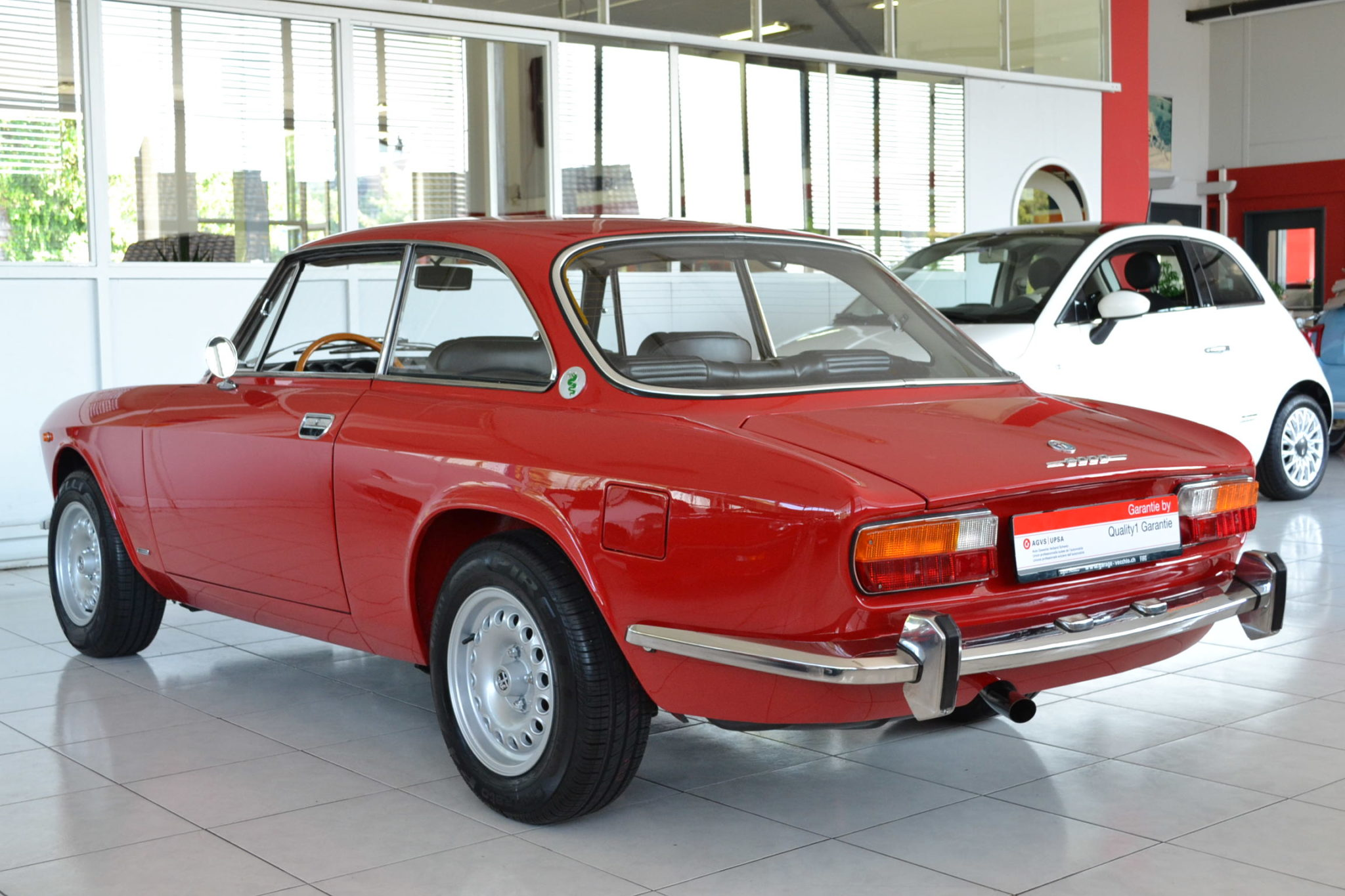 Alfa Romeo GT 2000 Veloce rosso Alfa